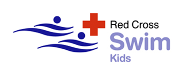 red cross swim kids logo